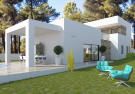 new development in Benissa, Alicante, Spain