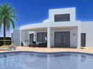 new development in Calpe, Alicante, Spain