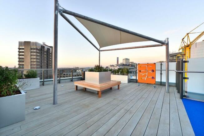 10th floor terrace