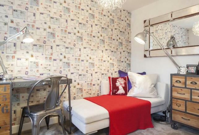 Coledale Show Home Bedroom