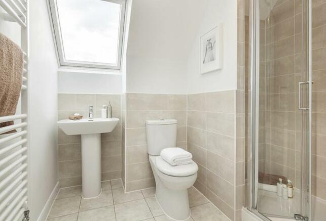Similar David Wilson Homes Shower Room