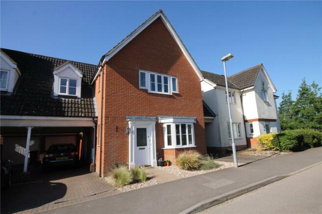 3 Bedroom House For Sale In Furlong Way Highfields Caldecote Cambridge Cb23 Cb23