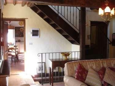 Main lounge & stairs