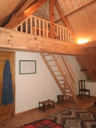 Second mezzanine