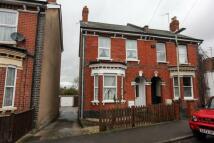 semi detached house in Church Road, Leckhampton...