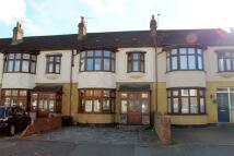 Terraced property in Vine Street, Romford