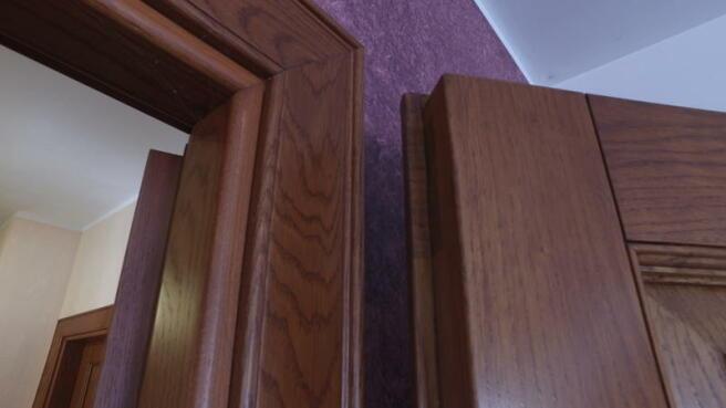 Internal door detail