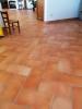 Kitchen floor detail