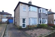 semi detached home in Oxford Avenue, Guiseley...
