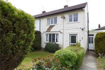 3 bedroom semi detached house in Hill Crescent, Rawdon...