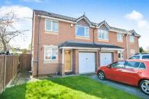 3 bed semi detached home to rent in Clipsham Close, Newark