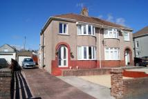 3 bed semi detached house in Bryn Llidiard , Bridgend...