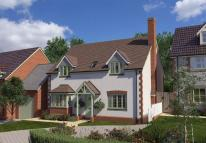 Detached house for sale in Touches Lane, Chard