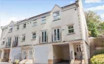 Terraced property in Blaisedell View, Bristol...