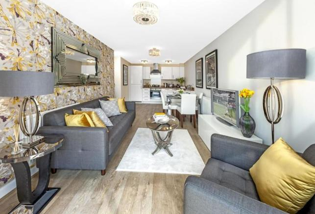2 Bedroom Apartment For Sale In Frenchs Avenue Dunstable