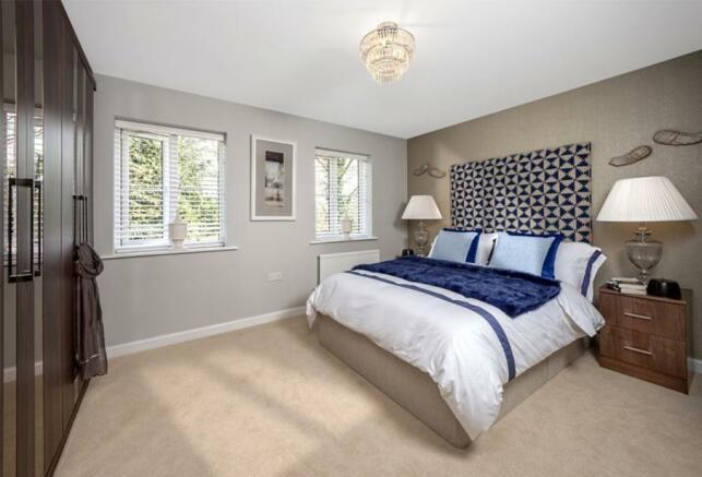 Similar Abingdon Show Home Bedroom