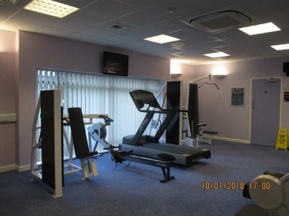 Gym access 24/7