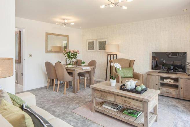 A 3 bedroom new home for sale in Newton Abbot Devon