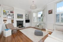 Flat in Trentham Street, London...