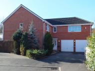 Detached home for sale in Castell Close