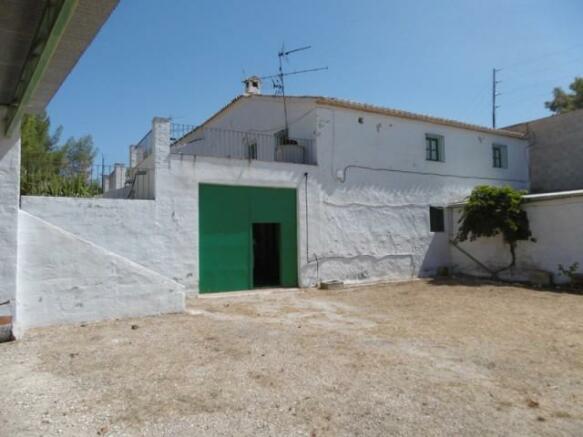 Country property near Quesada