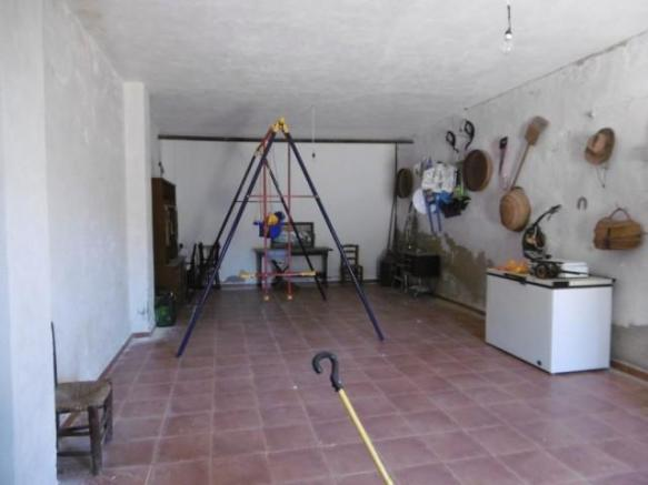 Large room next to the house