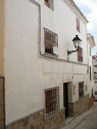 Velez Blanco townhouse for sale