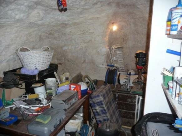 Workshop/storeroom