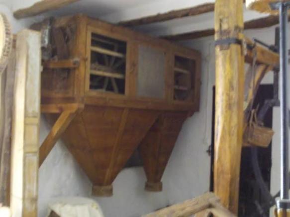 Mill workings