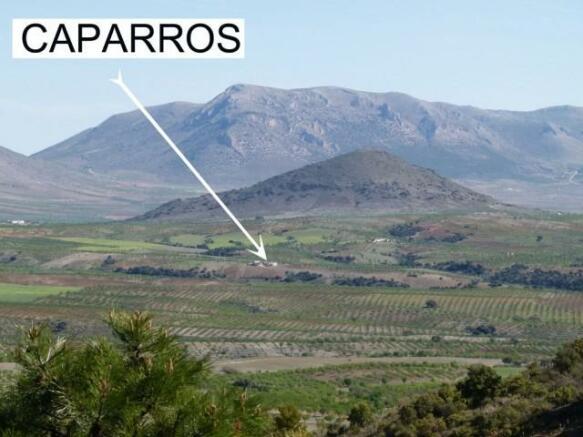 Caparros from Oria