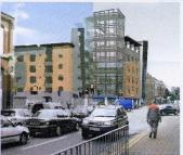 property for sale in Redevelopment Site / Investment Spread Eagle Court, 110 Northgate Street, Gloucester, Gloucs, GL1 1SL
