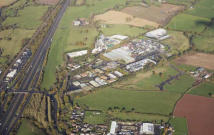 property for sale in Collompton Business Park, Cullompton, Devon, EX15