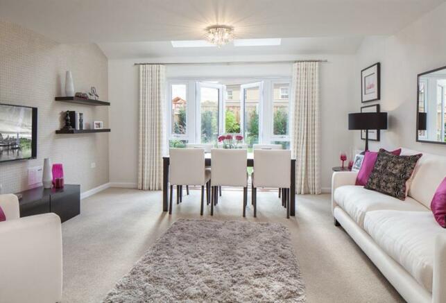 Knighton living room