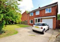Detached property in Banbury Road, Bicester...