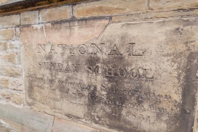 Original stone 1800'