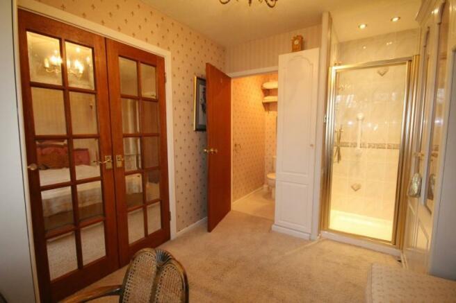 En Suite And Dressing Room