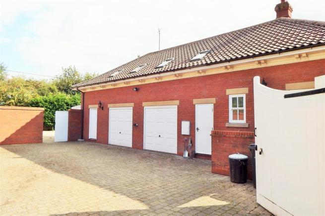 Garage Richrose Hous