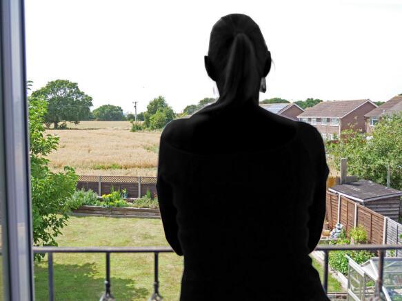 Balcony Silhouett...