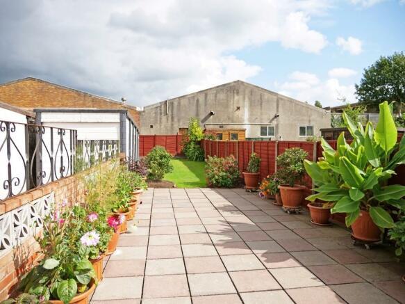 Garden view A