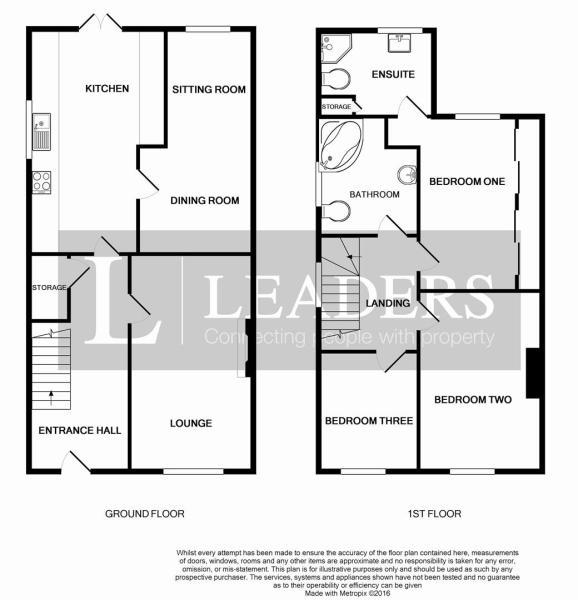 Floorplan - Sandford