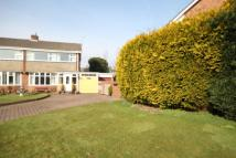 semi detached home in Oakfield Road, Whickham