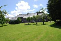 Detached property in Wadebridge, Cornwall