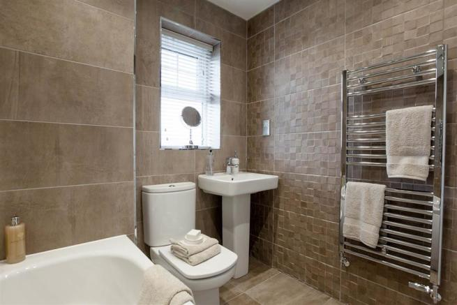 Image of the Dadford Showhome at Spinning Green