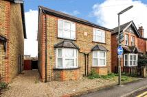 4 bedroom semi detached property to rent in Hummer Road, Egham...