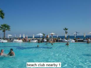 beach club nearby 1