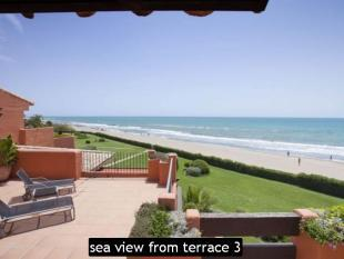 sea view from terrac