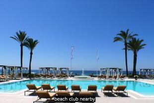 beach club nearby