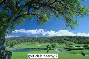 golf club nearby 2