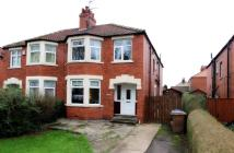 4 bed semi detached house in Scarborough Road...