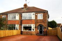 3 bed semi detached property for sale in Wansford Road, Driffield